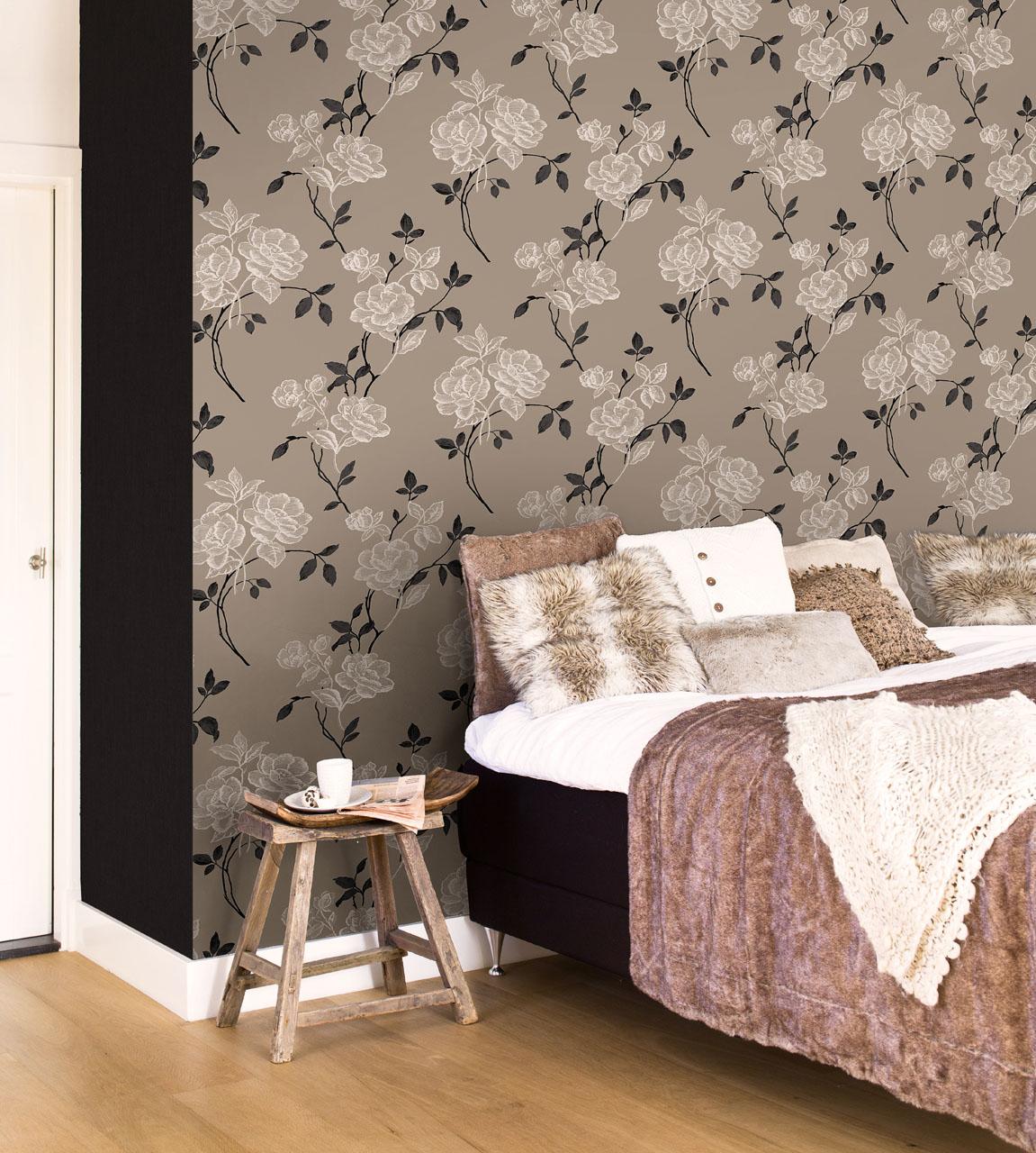 Tapeten rasch schlafzimmer  Moderne Tapeten und klassische Tapeten im Westerwald